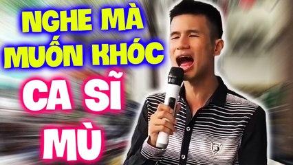 Đừng Nghe Xuân Hòa hát Hồng Nhan nghe xong sẽ khóc đấy - Bolero Ca Sĩ Mù Hát Rong Đường Phố