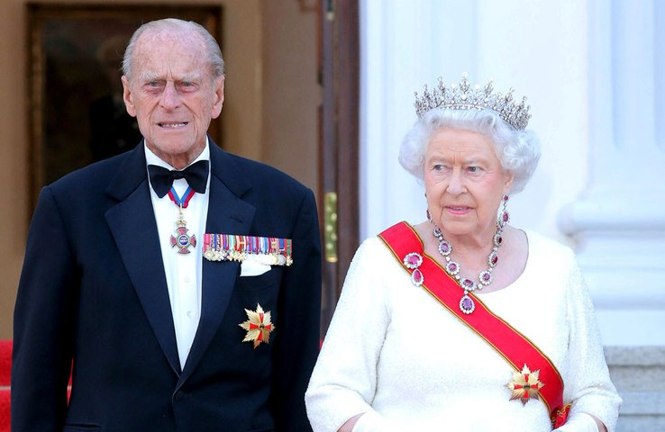 Prince Philip's funeral is a 'profound' chance for Queen Elizabeth II to bid farewell