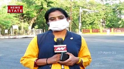 Madhya Pradesh : भोपाल में कोरोना से भयावह स्थिति, देखें रिपोर्ट