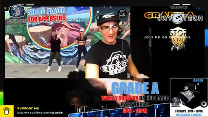 Episode 185 Grade A (UK Garage & House)