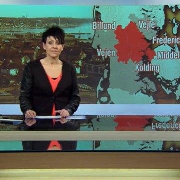 Borgmester: Trekantområdet som superkommune | Jørn Pedersen | Kolding | Fredericia | Vejle | 11-03-2014 | TV SYD @ TV2 Danmark