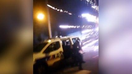 Epinay-sur-Seine : des policiers visés par des tirs de mortier, trois jeunes en garde à vue