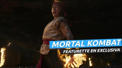 Featurette en exclusiva de Mortal Kombat