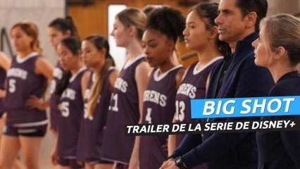 Big Shot - Trailer de la serie de Disney Plus