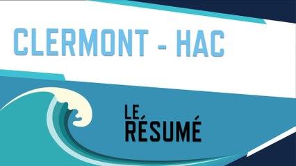 Clermont - HAC (1-1) : le résumé du match