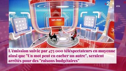 Laurence Boccolini : ses deux jeux sur France 2 vont s'arrêter