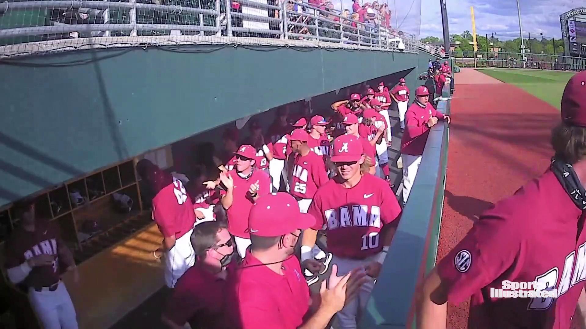 Highlights: Alabama Baseball 10, Auburn 9