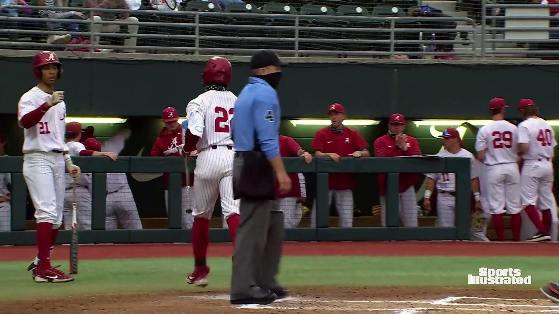 Highlights – Auburn Baseball 5, Alabama 4