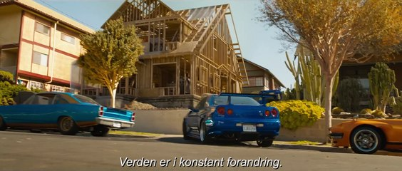 Fast & Furious 9 Film Trailer