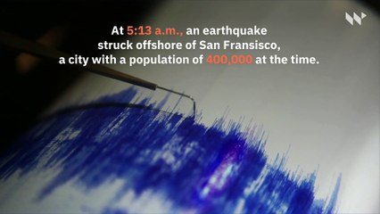 This Day in History - The Great San Francisco Earthquake