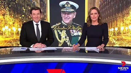 Prince Philip funeral Preparations for the final farewell  7NEWS