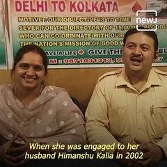 Twinkle Kalia, A Woman Ambulance Driver Who Saved Thousands Of Lives