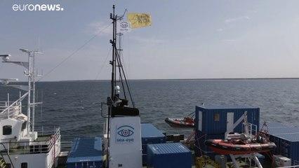 Nuovo battello della ONG tedesca Sea-Eye