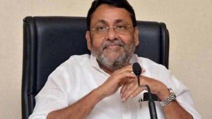 Maharashtra: Nawab Malik slams BJP over Remdesivir