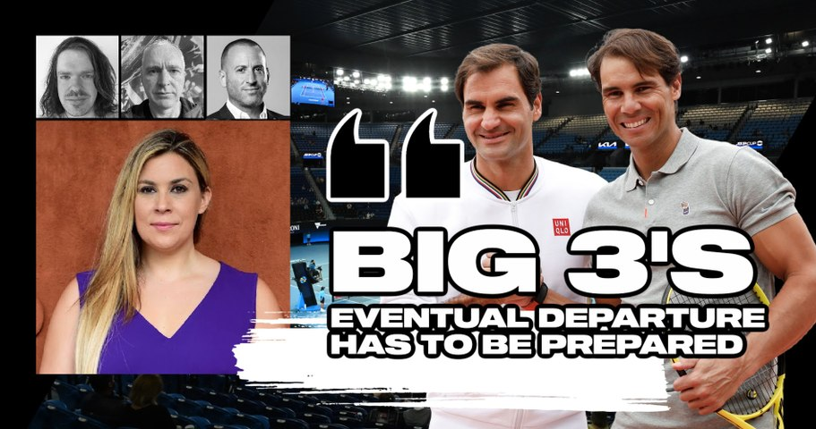 Match Points # 26 excerpt: Will tennis suffer without Federer and Nadal?
