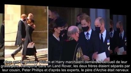 ✅ Le comportement de Kate Middleton et Harry intrigue la presse