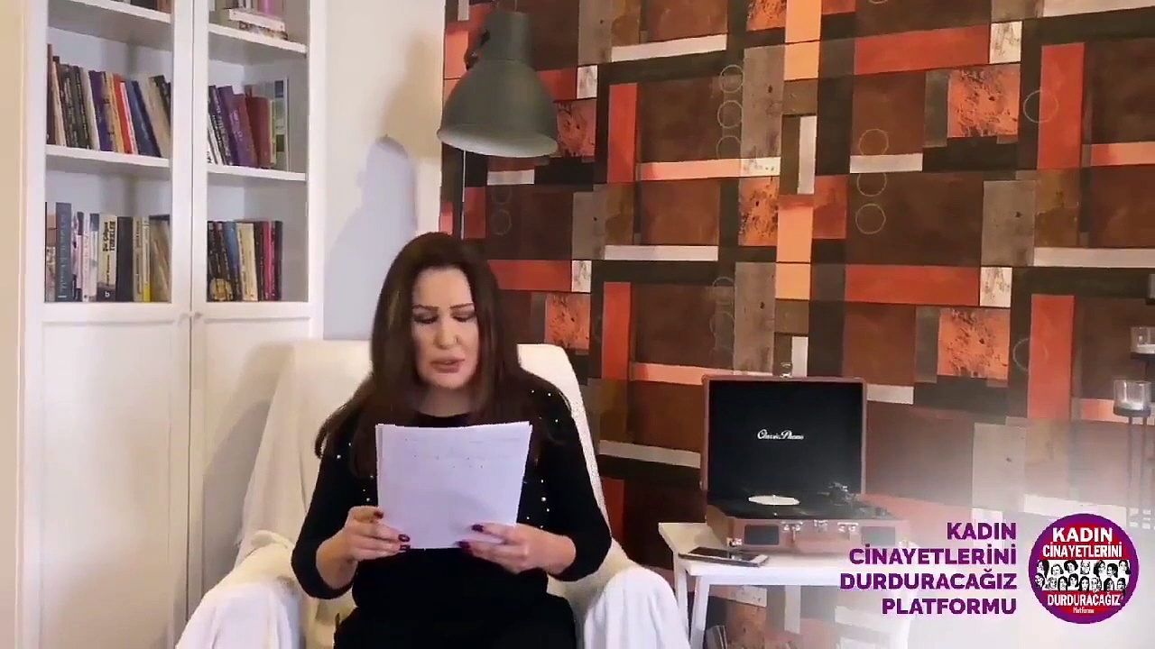 Nükhet Duru, öldürülen Ayşe Tuba Arslan'ın çantasından çıkan şikayet dilekçesini okudu