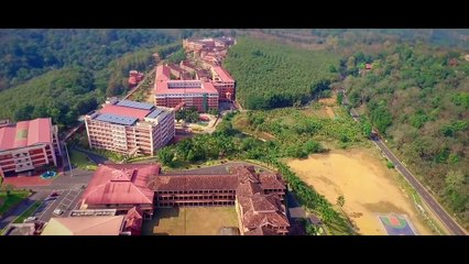 'MALAMUKALILE SUNDARI'- AZURE'17 Promo Video | Amal Jyothi College of Engineering | Credox Talkies