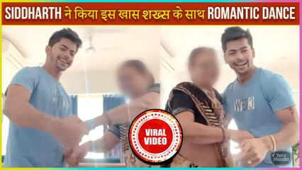 Siddharth Nigam's Sweetest Dance With THIS Special Person Is Not To Be Missed