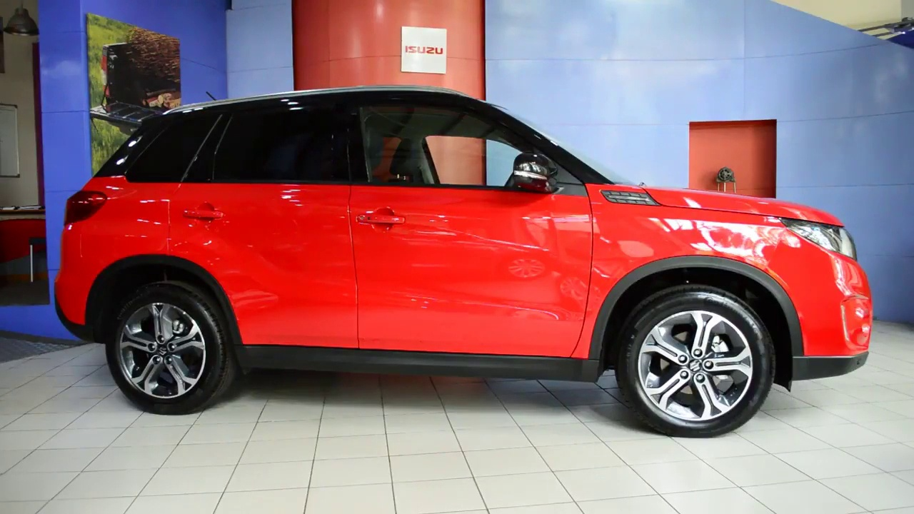 Suzuki Mauritius