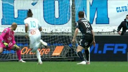 Le résumé de la rencontre Marseille - FC Lorient (3-2) 20-21