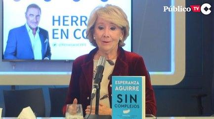 """Aguirre pide a Casado que sea """"humilde"""" y siga la """"estrategia de Díaz Ayuso"""""""