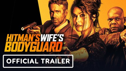 HITMAN'S WIFE'S BODYGUARD Trailer (2021)
