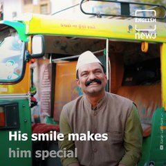 Uday Bhai Jadav-India's Best Rickshaw Driver