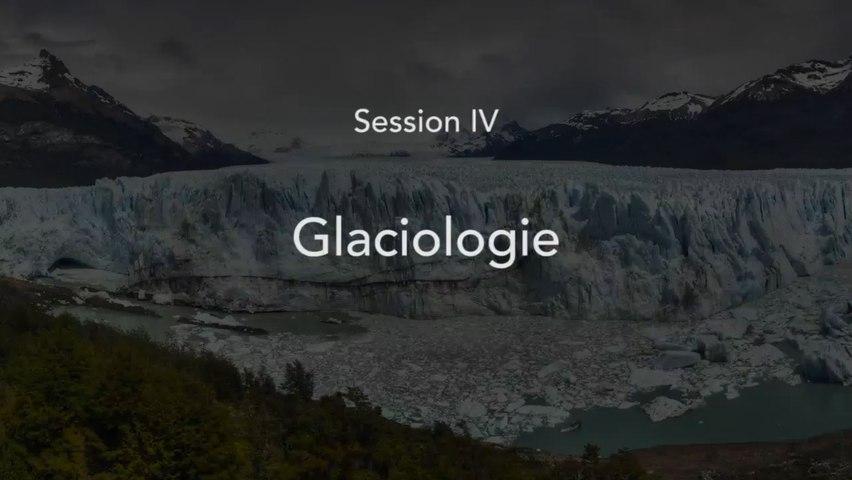 Journée Glacio Session 4