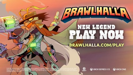 Brawlhalla New Legend Trailer – Reno, The Bounty Hunter Ubisoft XBOX
