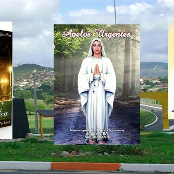 Anguera - 17/04/2021 - Mensagem de Nossa Senhora Rainha da Paz
