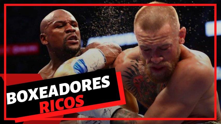 5 Boxeadores que fueron los más ricos del mundo