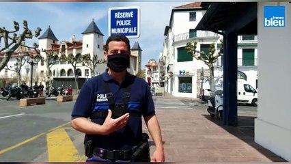 Caméras-piétons pour les policiers municipaux : comment ça marche ?