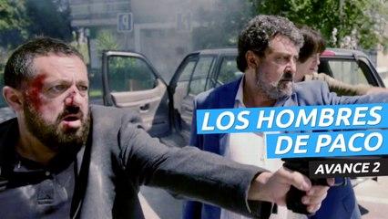 Nuevo avance del regreso de Los hombres de Paco en Antena 3