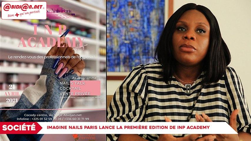 Imagine Nails Paris lance la première édition de INP Academy