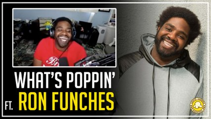 Breaking Down Stoner Stereotypes: What's Poppin' With Comedian Ron Funches