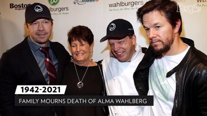 Wahlberg Family Matriarch Alma Dead at 78 After Facing Dementia: 'Epitome of the Word Grace,' Says Donnie