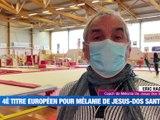 À la UNE : un 4è titre européen pour Mélanie De Jesus Dos Santos en gym / Les agents de la STAS manifestent / La création du Conseil Départemental du Culte Musulman de la Loire / L'ASSE cale contre Brest. - Le JT - TL7, Télévision loire 7