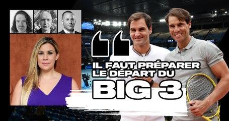 """Match Points #26 (extrait) : """"Si l'ATP ne remplace pas Federer et Nadal, elle va souffrir"""""""