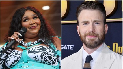 Lizzo drunkenly sent a flirty DM to Chris Evans See his hilarious response   Sun TV News