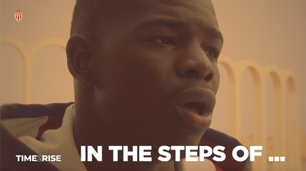 In the steps of... Eliot Matazo - #Time2Rise - AS MONACO