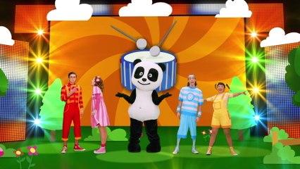 Panda e Os Caricas - A Minha Família