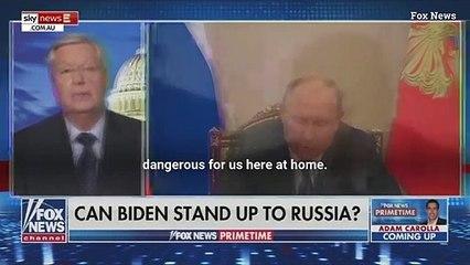 America is 'weaker' because of Joe Biden