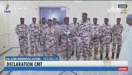 Le président du Tchad Idriss Déby mortellement blessé sur un théâtre de combat