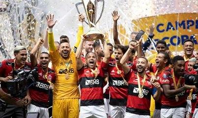 Confira o ranking de maiores campeões nacionais do Brasil