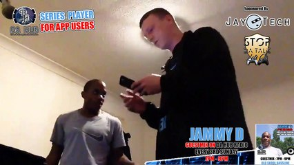 Episode 187 Jammy D & Irish Paddy 32c (Bassline | Grime)