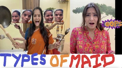 Types Of Maid  Lock Down Series   Comedy   Ep 25  Good Times Pictures
