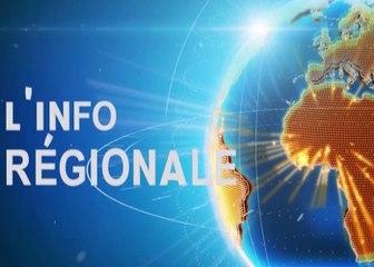 L'Info régionale du 20 avril 2021