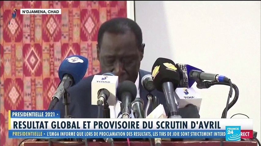 Chadian President Idriss Deby killed in clashes with rebels