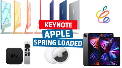 Resumen Apple Spring Loaded